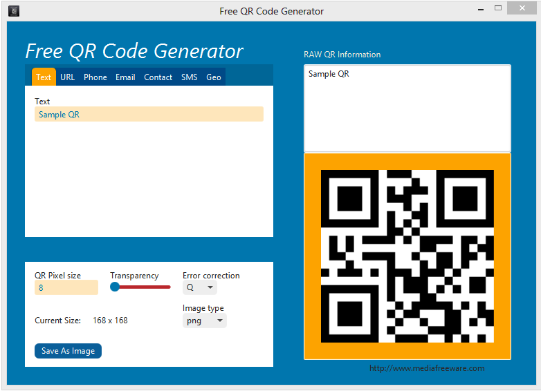 Qr code dating service