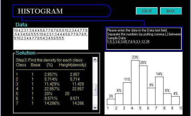 los mejores programas gratis de estadistica y probabilidad  statistics problem solver puede resolver problemas estadisticos y generar soluciones paso a paso