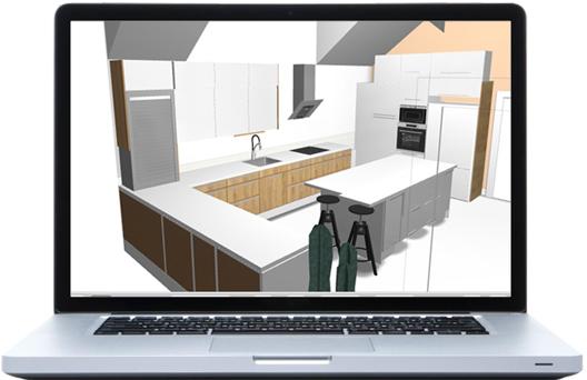Descargar gratis 3D Kitchen Planner: Diseño virtual de cocinas ...