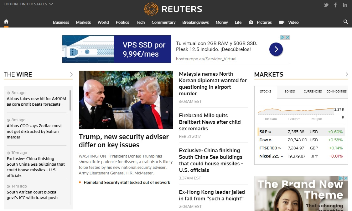 Reuters banana-soft.com