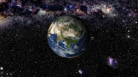 7 free fascinating programs to observe the earth and the universe