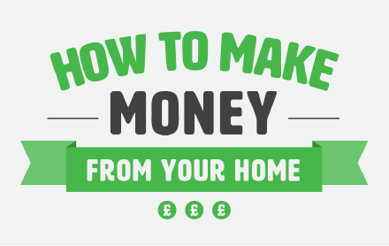 Best 5 app to make money from home
